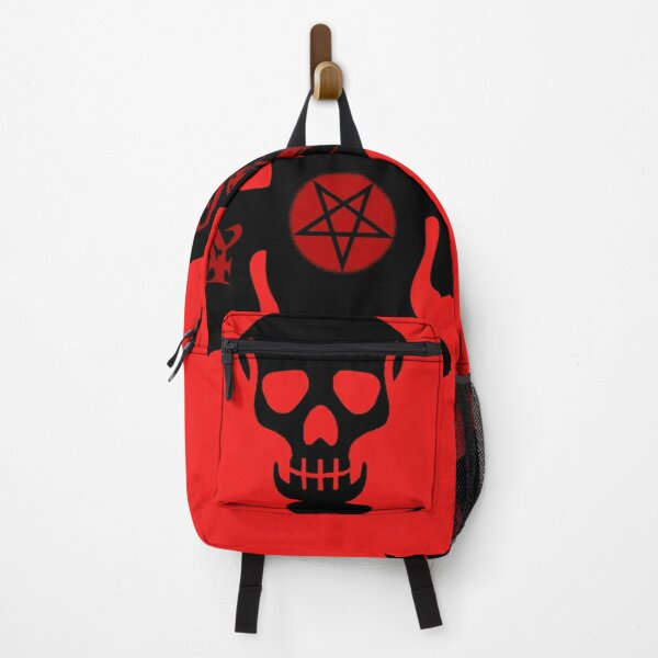 Metal Macabre - Heavy Metal Backpack