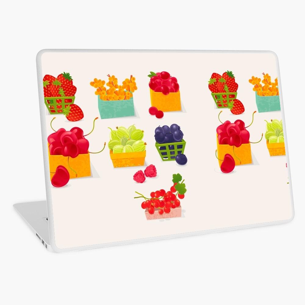 Sweet Berries Laptop Skin