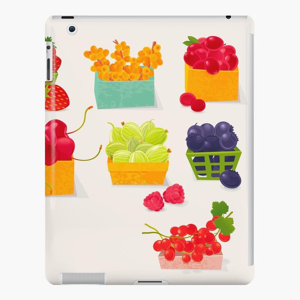 Sweet Berries iPad Case & Skin