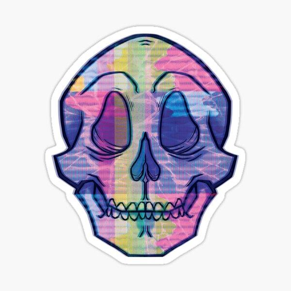 skullstho logo Sticker