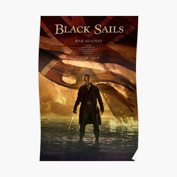 Gay AF Black Sails Poster Poster
