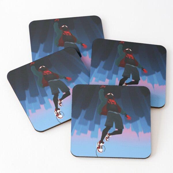 Leap Of Faith Coasters (Set of 4)