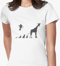 Imgurianism II Women's Fitted T-Shirt