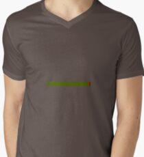 Vote Bar Mens V-Neck T-Shirt