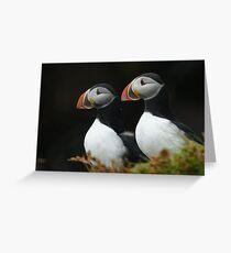 Companionship Greeting Card
