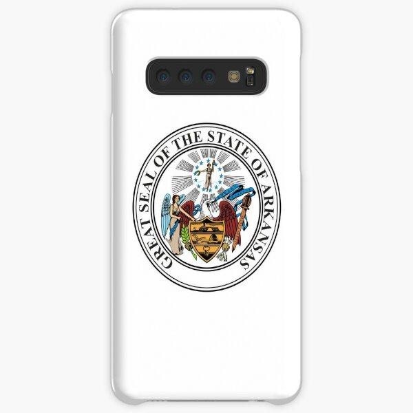 Arkansas AR Official State Seal Samsung Galaxy Snap Case