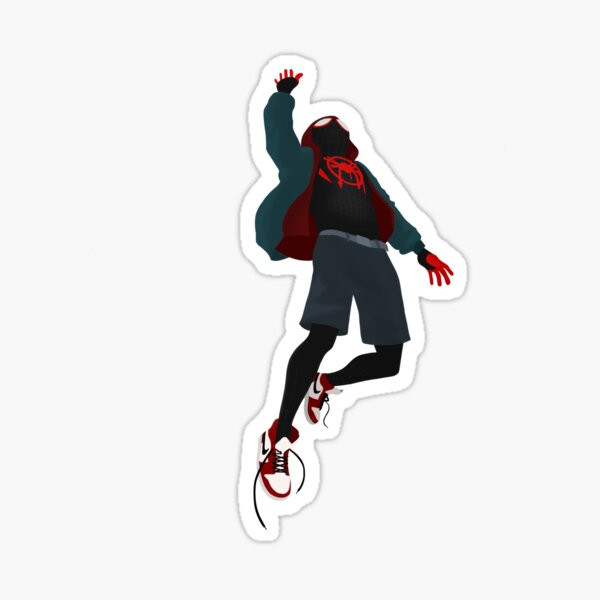 Leap Of Faith 2 Sticker