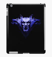 Vampire - in Blue iPad Case/Skin