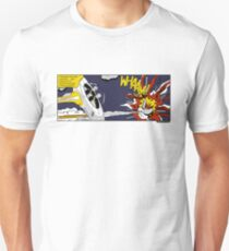 """Whaam!"" Parody Unisex T-Shirt"