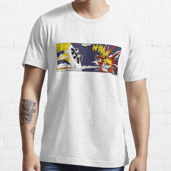 """Whaam!"" Parody Essential T-Shirt"