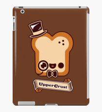 Upper Crust iPad-Hülle & Skin