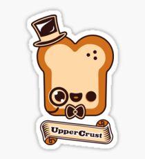 Upper Crust Sticker