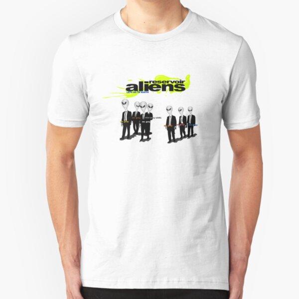 Reservoir Aliens Slim Fit T-Shirt