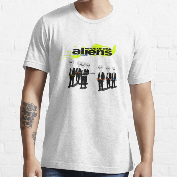 Reservoir Aliens Essential T-Shirt