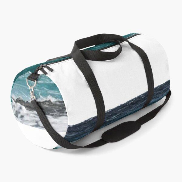 Blue ocean design Duffle Bag