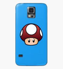 Super Mario Mushroom Case/Skin for Samsung Galaxy