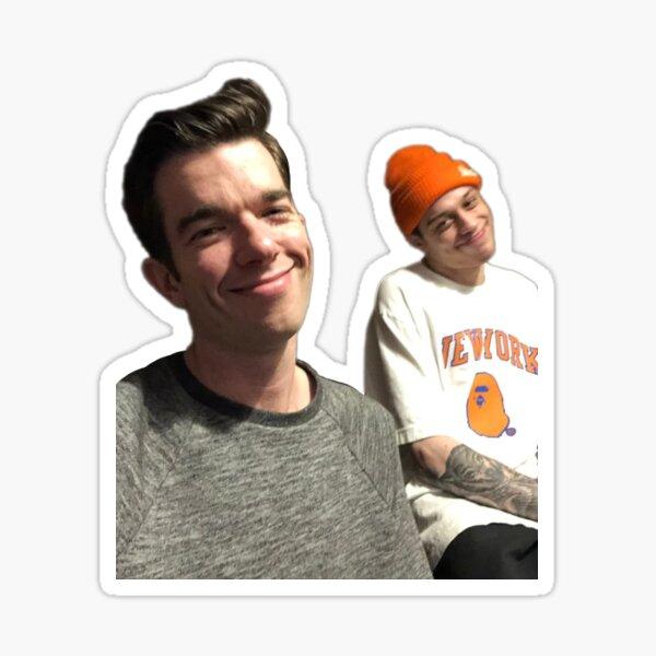 John & Pete Sticker