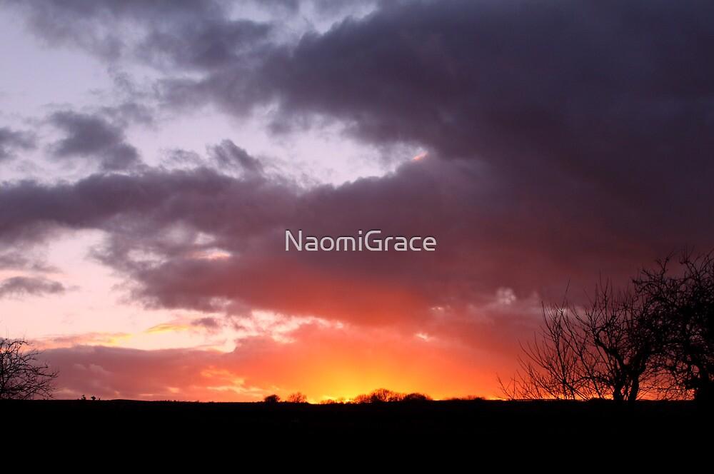 Sunset by NaomiGrace
