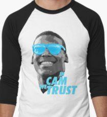 In Cam We Trust - OG 2 Men's Baseball ¾ T-Shirt