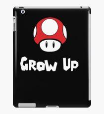Grow UP! iPad Case/Skin