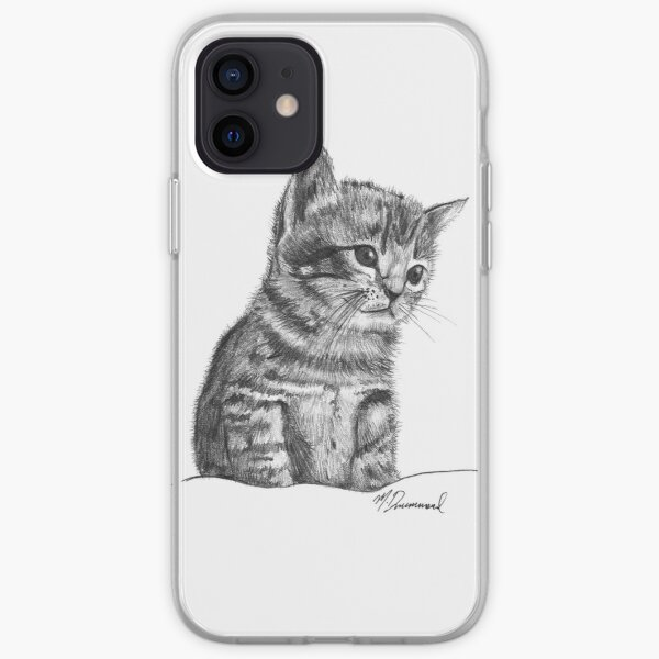 Wilbur The Kitten iPhone Soft Case