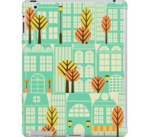 City Buildings Pattern iPad Case/Skin