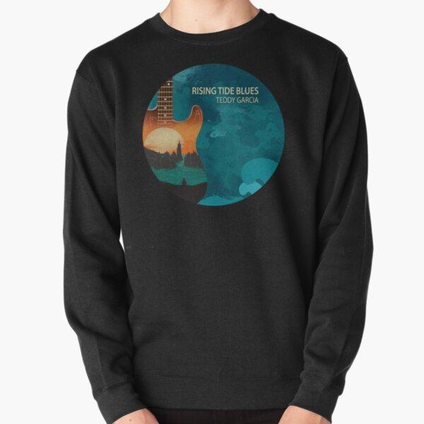 Rising Tide Blues - Aqua Pullover Sweatshirt