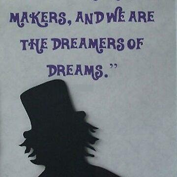 Dreamer of Dreams by lilu1012