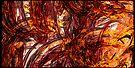 Fiery Flames by Benedikt Amrhein