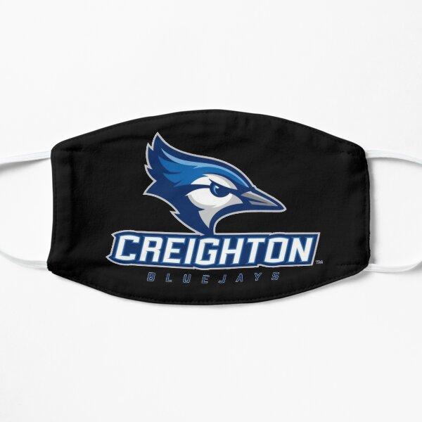 Creighton University Bluejays Logo - Omaha, Nebraska Flat Mask