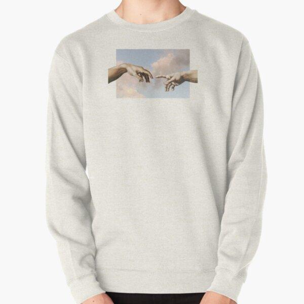 the creation of adam Pullover Sweatshirt