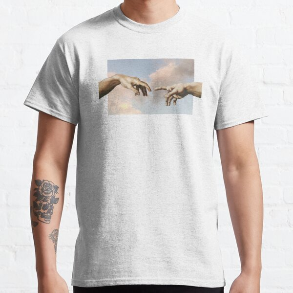 the creation of adam Classic T-Shirt