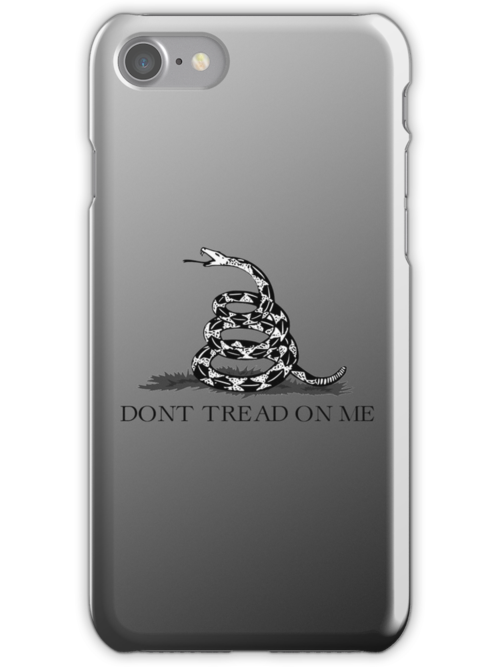 Don't Tread On Me by Charles McFarlane