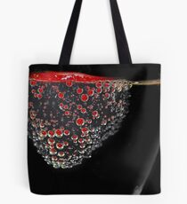 One Happy Strawberry Tote Bag