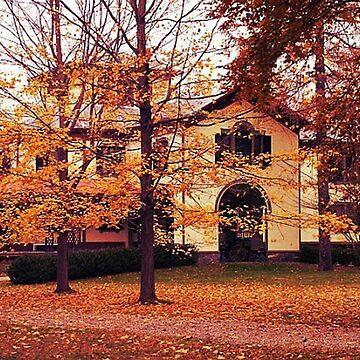 Blanket of Leaves by lilu1012