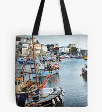 """"""" This little Harbour has a  History"""" Tote Bag"""