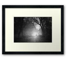 Protection Framed Print