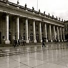 Bordeaux opera wet day by graceloves