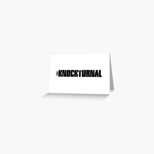 The Knockturnal Greeting Card