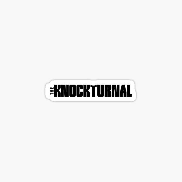The Knockturnal Sticker