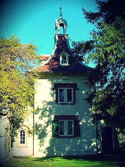 The Wisteria House by lilu1012