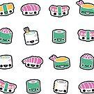 Sushi Sushi! by murphypop