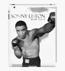 Sonny Liston iPad Case/Skin