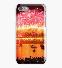 Sydney New Year Firework iPhone Case/Skin