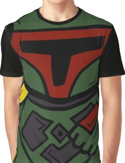 LUCKY BOBA CAT Graphic T-Shirt