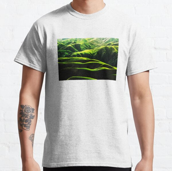 Art Inspired by Nature Art, Illustration Classic T-Shirt