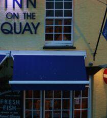 Inn On The Quay Sticker