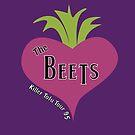 The Beets - Killer Tofu Tour '95 by pondlifeforme