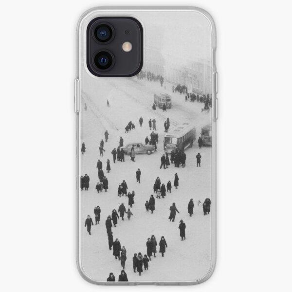 Norilsk, Norillag, Норильск, Норильлаг, Gulag, ГУЛаг iPhone Soft Case