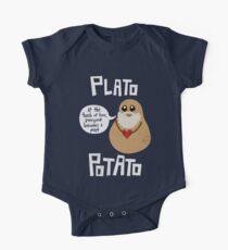 Plato Potato One Piece - Short Sleeve
